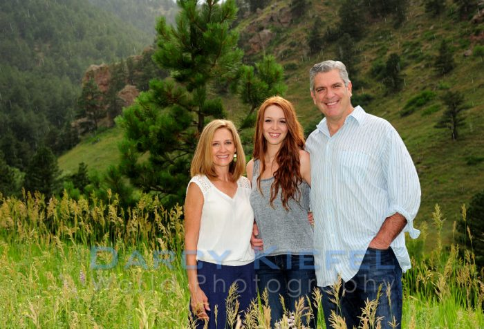Family portrait photography in Boulder, Colorado beautiful-family