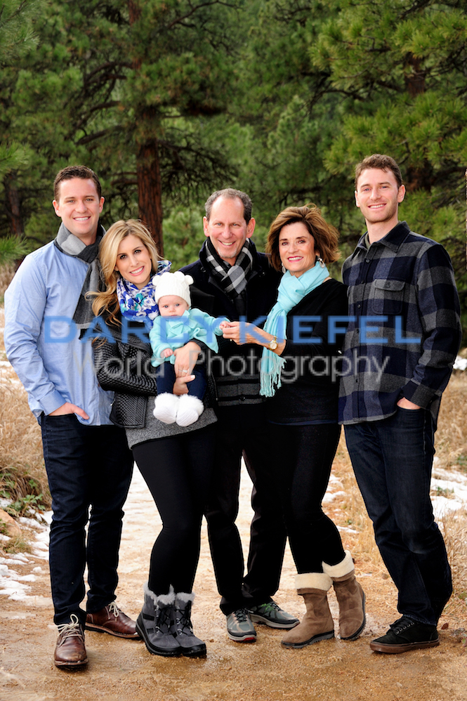 Kiefel Photography Family Portraits in Winter Park and Boulder