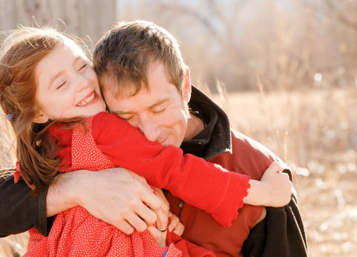 Family Portraits in Boulder and Winter Park