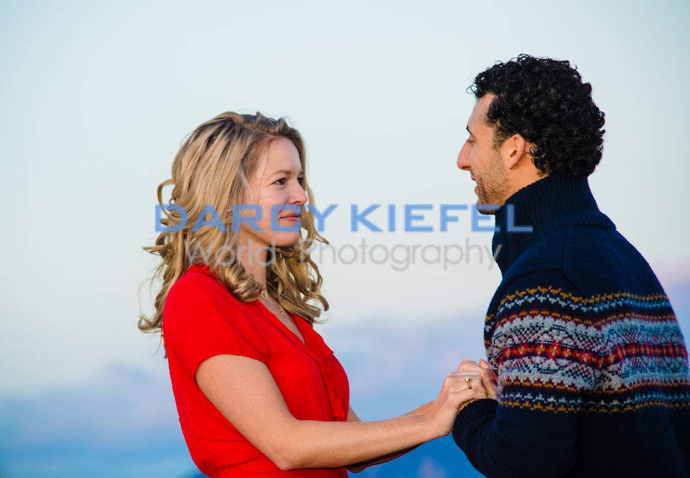 Kiefel Photography Proposal, Save the Date, on one knee
