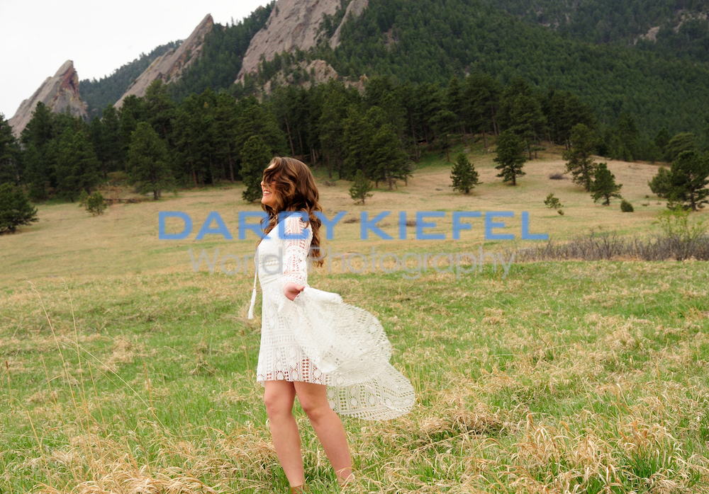 CU Boulder Graduate Photos with Kiefel Photography