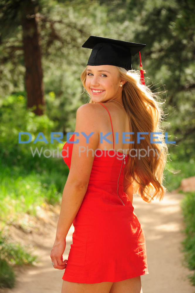 Kiefel Photography Graduation Portraits with Family