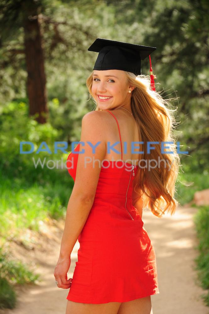 Kiefel Photography Graduation Portraits with Family