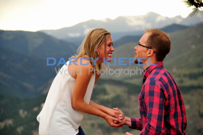 Colorado Mountain Proposal