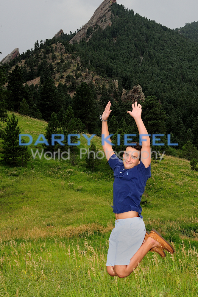 Colorado's Dawson High Senior Portraits
