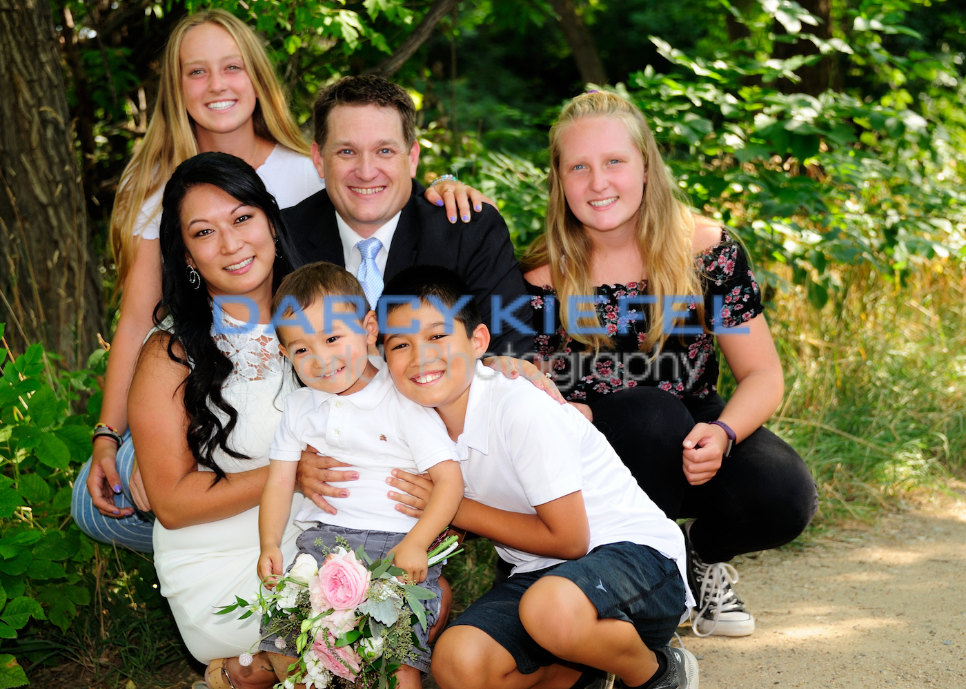 Boulder Intimate Family Wedding