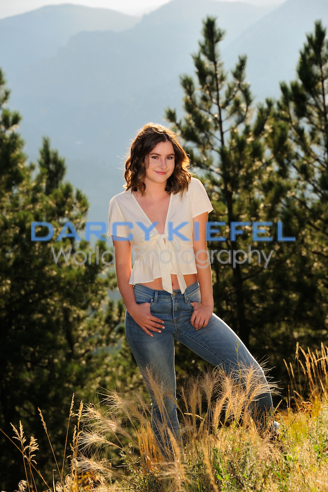 Kiefel Photography Broomfield Senior Portraits