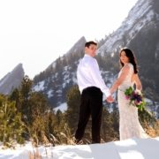 Boulder Winter Wedding Celebration