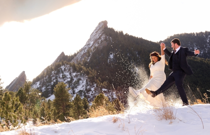 Colorado Intimate Weddings with Kiefel Photography